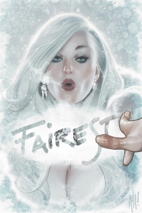 Fairest #3 by Adam Hughes