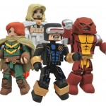 Diamond Select Toys: Avengers vs X-Men Minimates