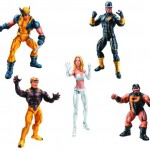SDCC 2013: Emma Frost action figures, Aunt May, Mark Brooks art