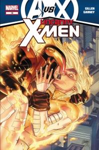 Uncanny X-Men #18: Emma Frost vs Cyclops