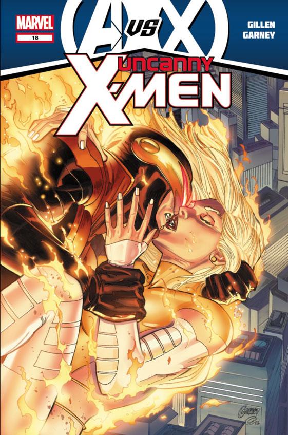 Avengers vs X-Men: Emma Frost vs Cyclops covers X Men Girl Power Form