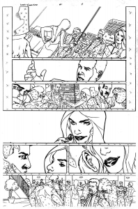 X-Men Icons: Emma Frost #1, page 4