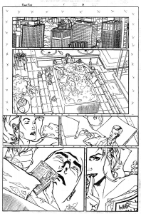 x-men icons emma frost #1, page 6