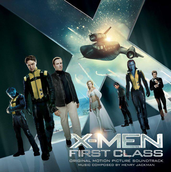 x men first class soundtrack