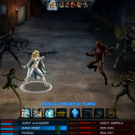 Modern Emma Frost in Avengers Alliance