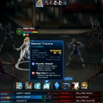 Emma Frost in Avengers Alliance: Mental Trauma