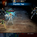 Emma Frost in Avengers Alliance: Psychic Tap
