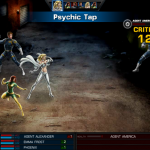 Emma Frost in Avengers Alliance: Psychic Tap 2