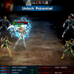 Emma Frost in Avengers Alliance: Unlock Potential