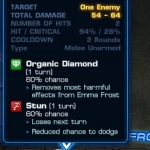 War Diamond Stats